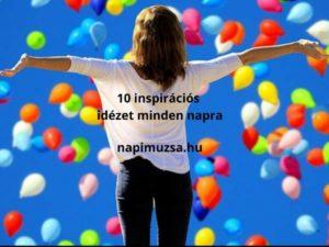 10 motivációs idézet minden napra