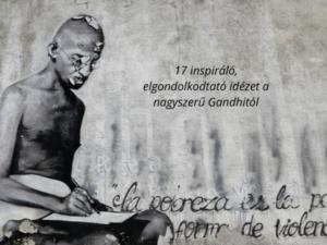 17 inspiráló, elgondolkodtató idézet a nagyszerű Gandhitól