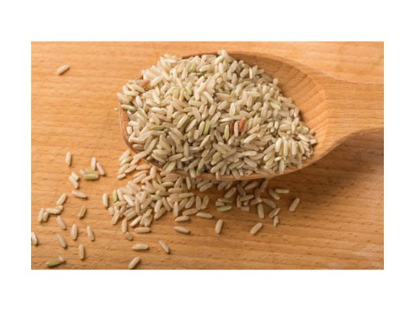 rizs, mint bőrradír