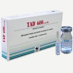 Tad Tationil /glutation/ injekció