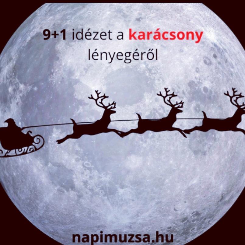Read more about the article 9+1 örök karácsonyi idézet