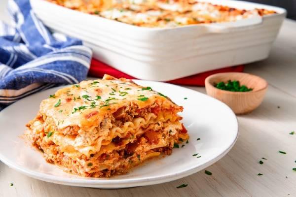 Mindenmentes lasagne cukkinivel