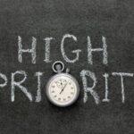 Hogyan jelöljük ki a prioritásainkat?